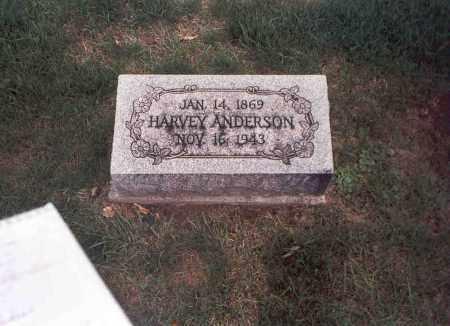 ANDERSON, HARVEY - Franklin County, Ohio   HARVEY ANDERSON - Ohio Gravestone Photos