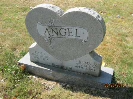 STEELE ANGEL, THELMA A - Franklin County, Ohio | THELMA A STEELE ANGEL - Ohio Gravestone Photos