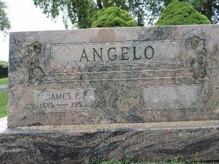 ANGELO, JAMES P - Franklin County, Ohio   JAMES P ANGELO - Ohio Gravestone Photos