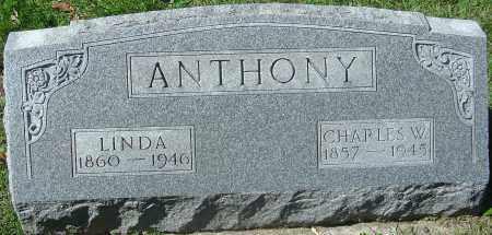 SAPP ANTHONY, LINDA - Franklin County, Ohio | LINDA SAPP ANTHONY - Ohio Gravestone Photos