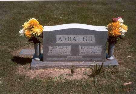 ARBAUGH, GERALD B. - Franklin County, Ohio | GERALD B. ARBAUGH - Ohio Gravestone Photos