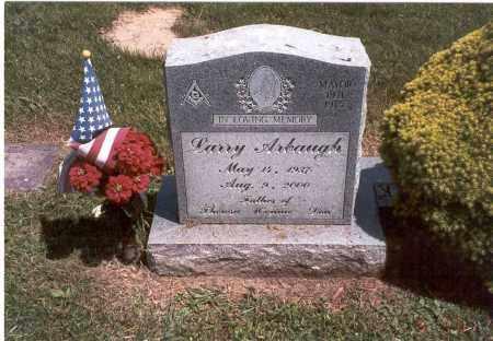 ARBAUGH, LARRY - Franklin County, Ohio | LARRY ARBAUGH - Ohio Gravestone Photos