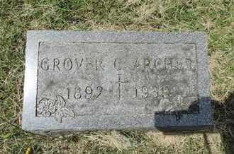 ARCHER, GROVER C. - Franklin County, Ohio | GROVER C. ARCHER - Ohio Gravestone Photos