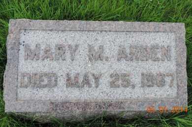 ARDEN, MARY M - Franklin County, Ohio   MARY M ARDEN - Ohio Gravestone Photos
