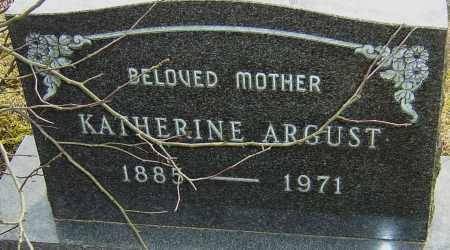 MITCHELL ARGUST, KATHERINE - Franklin County, Ohio | KATHERINE MITCHELL ARGUST - Ohio Gravestone Photos