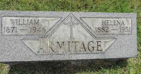 ARMITAGE, WILLIAM - Franklin County, Ohio   WILLIAM ARMITAGE - Ohio Gravestone Photos