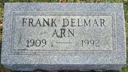 ARN, FRANK DELMAR - Franklin County, Ohio | FRANK DELMAR ARN - Ohio Gravestone Photos