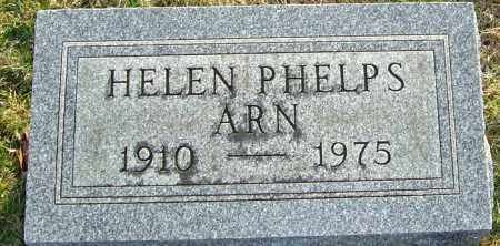 PHELPS ARN, HELEN - Franklin County, Ohio | HELEN PHELPS ARN - Ohio Gravestone Photos