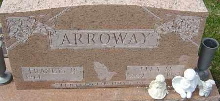 ARROWAY, ELLA M - Franklin County, Ohio | ELLA M ARROWAY - Ohio Gravestone Photos
