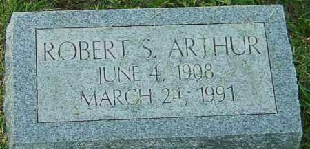 ARTHUR, ROBERT S - Franklin County, Ohio | ROBERT S ARTHUR - Ohio Gravestone Photos