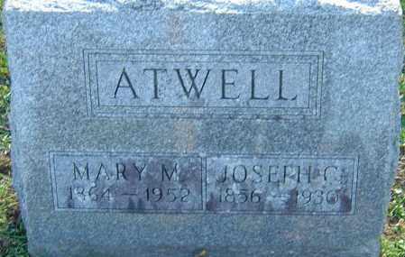 LEPPS ATWELL, MARY MAY - Franklin County, Ohio | MARY MAY LEPPS ATWELL - Ohio Gravestone Photos