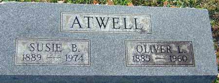 ATWELL, OLIVER LAFAYETTE - Franklin County, Ohio | OLIVER LAFAYETTE ATWELL - Ohio Gravestone Photos