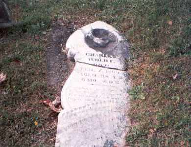 AUBERT, CHARLES - Franklin County, Ohio | CHARLES AUBERT - Ohio Gravestone Photos