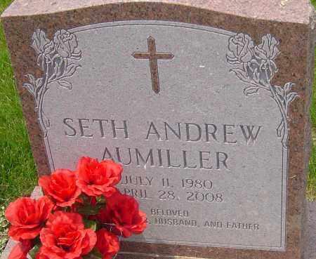 AUMILLER, SETH - Franklin County, Ohio | SETH AUMILLER - Ohio Gravestone Photos