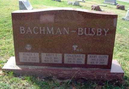 BACHMAN, HOMER C. - Franklin County, Ohio   HOMER C. BACHMAN - Ohio Gravestone Photos