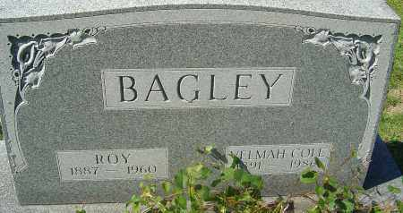 COLE BAGLEY, VELMAH - Franklin County, Ohio | VELMAH COLE BAGLEY - Ohio Gravestone Photos
