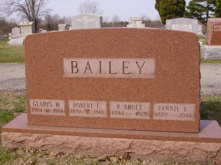 BAILEY, FANNIE K - Franklin County, Ohio | FANNIE K BAILEY - Ohio Gravestone Photos