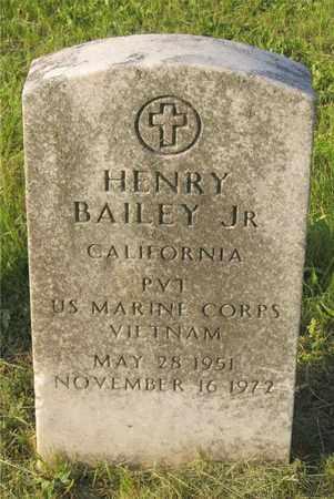 BAILEY, HENRY - Franklin County, Ohio   HENRY BAILEY - Ohio Gravestone Photos
