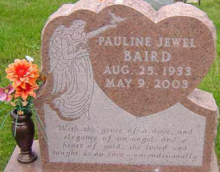 BAIRD, PAULINE - Franklin County, Ohio | PAULINE BAIRD - Ohio Gravestone Photos