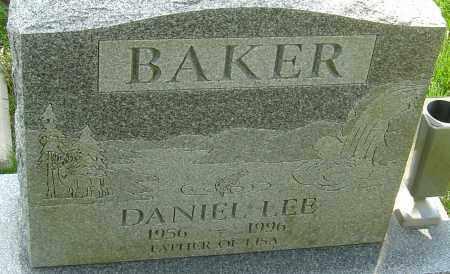 BAKER, DANIEL LEE - Franklin County, Ohio   DANIEL LEE BAKER - Ohio Gravestone Photos