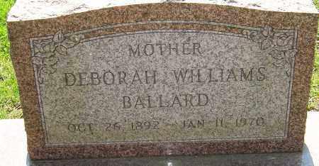 BALLARD, DEBORAH - Franklin County, Ohio | DEBORAH BALLARD - Ohio Gravestone Photos