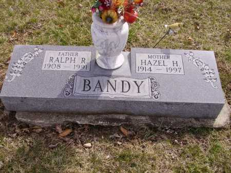 BANDY, HAZEL H. - Franklin County, Ohio | HAZEL H. BANDY - Ohio Gravestone Photos
