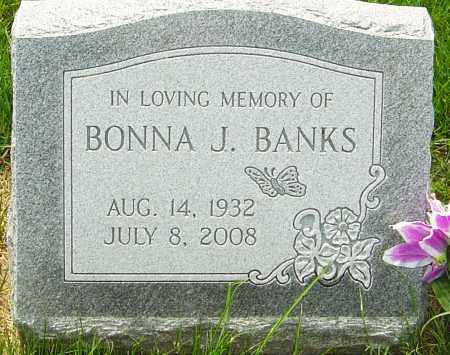 BUCK BANKS, BONNA J - Franklin County, Ohio | BONNA J BUCK BANKS - Ohio Gravestone Photos