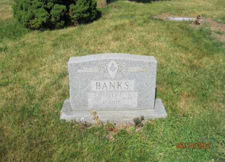 BANKS, CHARLES E SR - Franklin County, Ohio | CHARLES E SR BANKS - Ohio Gravestone Photos