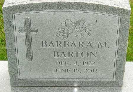 BARBARA, BARBARA M - Franklin County, Ohio | BARBARA M BARBARA - Ohio Gravestone Photos