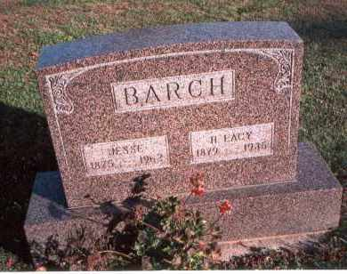 BARCH, H. LACY - Franklin County, Ohio | H. LACY BARCH - Ohio Gravestone Photos