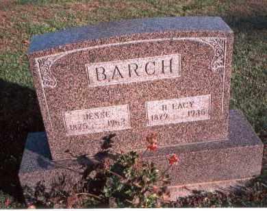 BARCH, JESSE - Franklin County, Ohio | JESSE BARCH - Ohio Gravestone Photos