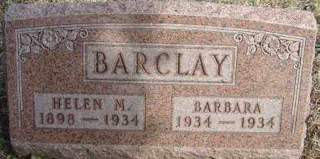 BARCLAY, BARBARA ANN - Franklin County, Ohio | BARBARA ANN BARCLAY - Ohio Gravestone Photos