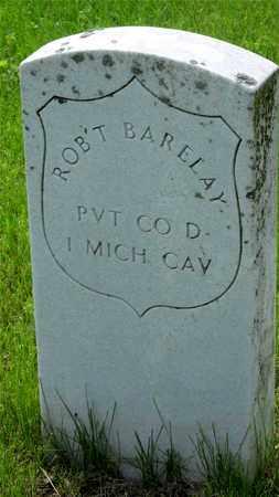 BARELAY, ROB'T - Franklin County, Ohio | ROB'T BARELAY - Ohio Gravestone Photos