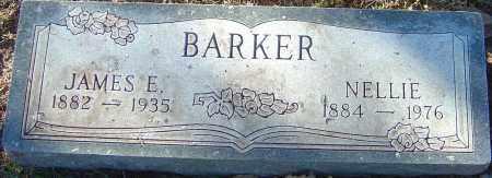 BARKER, NELLIE - Franklin County, Ohio   NELLIE BARKER - Ohio Gravestone Photos