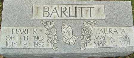 BARLITT, HARL R - Franklin County, Ohio | HARL R BARLITT - Ohio Gravestone Photos
