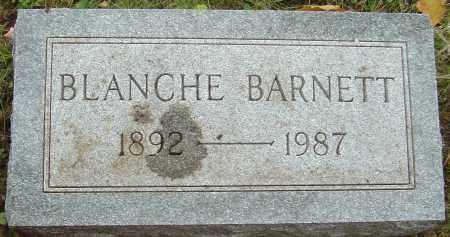 COLVILLE BARNETT, BLANCHE - Franklin County, Ohio | BLANCHE COLVILLE BARNETT - Ohio Gravestone Photos