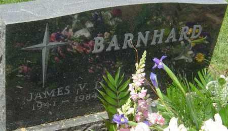 BARNHARD, JAMES V - Franklin County, Ohio | JAMES V BARNHARD - Ohio Gravestone Photos