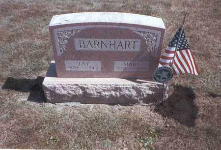 BARNHART, RAY - Franklin County, Ohio | RAY BARNHART - Ohio Gravestone Photos