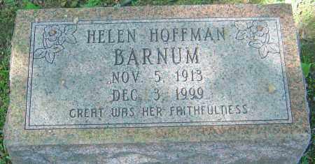 BARNUM, HELEN - Franklin County, Ohio   HELEN BARNUM - Ohio Gravestone Photos