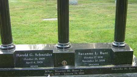 BARR, SUZANNE L - Franklin County, Ohio | SUZANNE L BARR - Ohio Gravestone Photos
