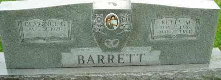 BARRETT, BETTY M - Franklin County, Ohio | BETTY M BARRETT - Ohio Gravestone Photos