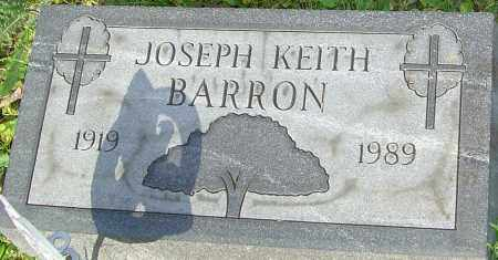 BARRON, JOSEPH - Franklin County, Ohio   JOSEPH BARRON - Ohio Gravestone Photos