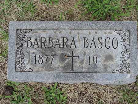 BASCO, BARBARA - Franklin County, Ohio | BARBARA BASCO - Ohio Gravestone Photos