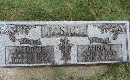 BASICH, ANNA T. - Franklin County, Ohio | ANNA T. BASICH - Ohio Gravestone Photos