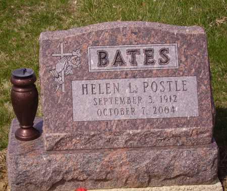 BATES, HELEN L. - Franklin County, Ohio   HELEN L. BATES - Ohio Gravestone Photos