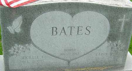 BATES, KAREN M - Franklin County, Ohio | KAREN M BATES - Ohio Gravestone Photos