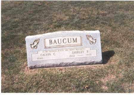 BAUCUM, CALVIN C. - Franklin County, Ohio   CALVIN C. BAUCUM - Ohio Gravestone Photos
