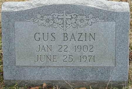 BAZIN, GUS - Franklin County, Ohio | GUS BAZIN - Ohio Gravestone Photos