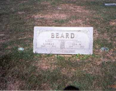 BEARD, ANDREW - Franklin County, Ohio | ANDREW BEARD - Ohio Gravestone Photos