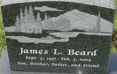 BEARD, JAMES L - Franklin County, Ohio | JAMES L BEARD - Ohio Gravestone Photos